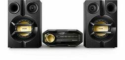 Philips Bluetooth Stereo System for Home with CD Player, MP3