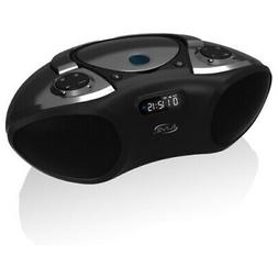 iLive Boombox Bluetooth Speaker with CD Player and FM Radio