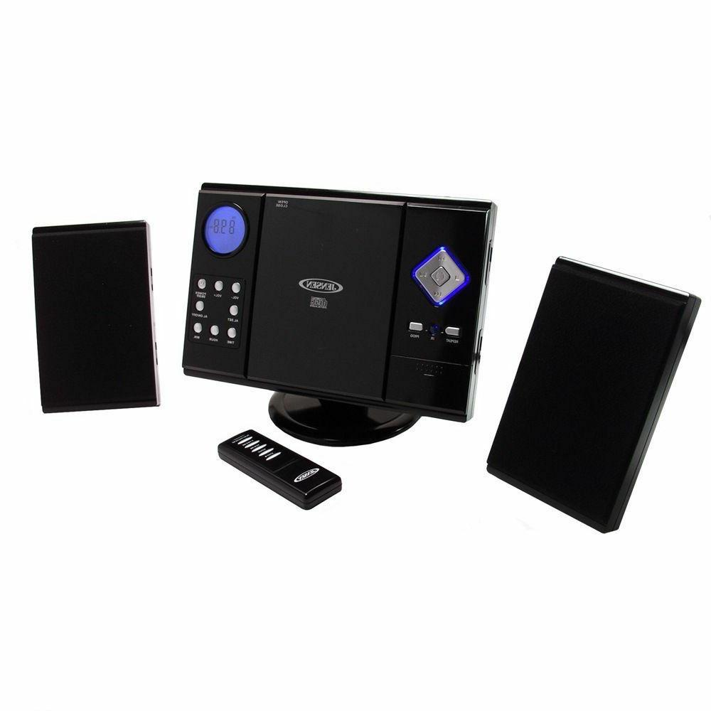 WALL MICRO STEREO SYSTEM CD PLAYER NEW