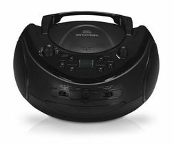 Memorex MP3221 Sport Stereo Portable CD Boombox with AM FM R