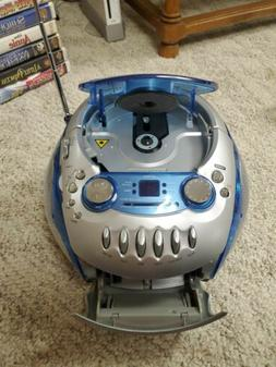 Memorex Portable CD Player AM/FM Stereo Radio With Cassette