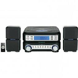 Supersonic Portable Micro System with Bluetooth® ,CD Pla