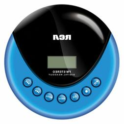 RCA RP3013 Personal CD Player with FM Radio - NEW
