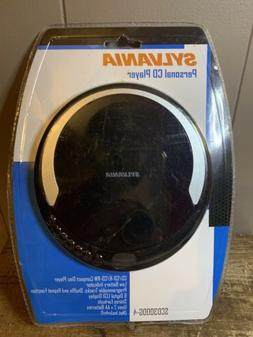 Sylvania SCD300DG-4 Personal CD Player with Earbuds CD-R CD-