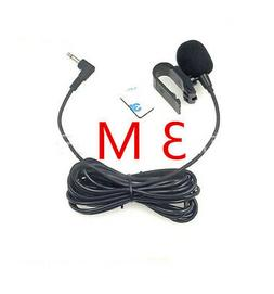 UNIVERSAL 3.5MM EXTERNAL BLUETOOTH MICROPHONE FOR CAR STEREO